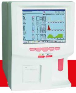 Analizador Automático de Hematología para animales